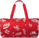 "Herschel Sparwood ""Coca-cola Collection"" Duffle Bag"