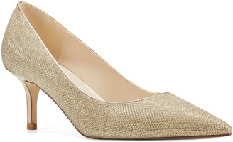 Nine West Slip-On Pointed-Toe Pumps - Arlene