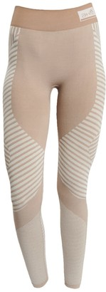 Ahmworld Conscious Yoga Leggings In Nude
