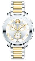 Movado Bold Luxe Chronograph Two-Tone Stainless Steel Bracelet Watch