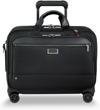 Briggs & Riley @work 17-Inch Large Expandable Spinner Briefcase