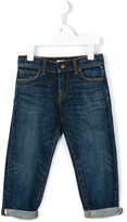 Burberry relaxed fit jeans - kids - Cotton/Spandex/Elastane - 6 yrs