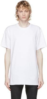 John Elliott White Anti-Expo T-Shirt