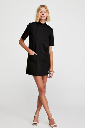 Free People Front Pockets Mini Dress
