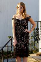 Do & Be Black Lace Dress