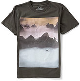 First Wave Big Boys 8-20 Sunset Graphic Short-Sleeve Tee