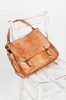 Firenze Leather Messenger by Civico at Free People