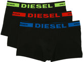 Diesel branded boxer pack - men - Cotton/Spandex/Elastane - S