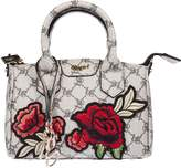 Blugirl Floral Embroidered Tote