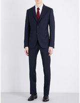 Pal Zileri Prince of Wales-check slim-fit wool suit