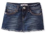 Vigoss Girls 7-16 Denim Mini Skooter Skirt