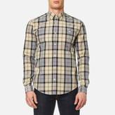 Barbour Men's Duncan Tartan Shirt Dress Tartan