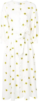 Olivia Rubin daisy print dress