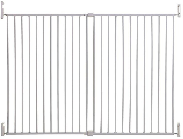 Thumbnail for your product : Dream Baby Dreambaby Broadway 2-Panel Extenda Tall Gate (Fits 76-134.5Cm)