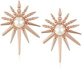 Kendra Scott Sayers Rose Gold Stud Earrings
