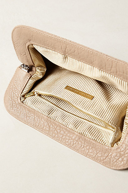 Anthropologie Bowery Clutch