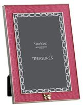 """Vera Wang Wedgwood Pink Butterfly Frame (4"""" x 6"""")"""