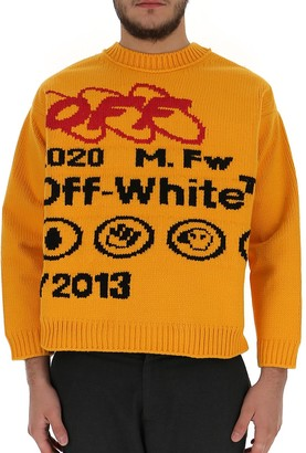 Off-White Industrial Y013 Crewneck Jumper