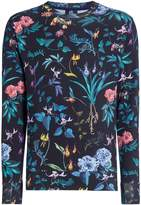 Paul Smith Men's Alpine floral sweatshirt