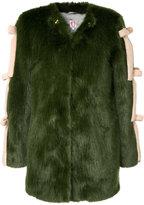 Shrimps Elsie faux fur coat