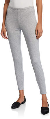 Eileen Fisher Stretch Terry Ankle Leggings