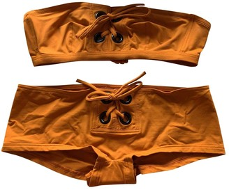 Eres Camel Lycra Swimwear for Women