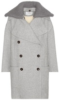Chloé Virgin Wool-blend Coat