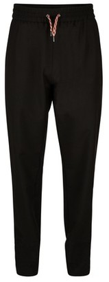 Burberry Wool and mohair track pants
