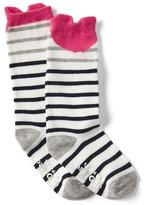 Gap Heart striped socks