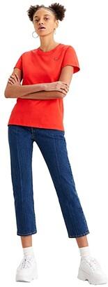 Levi's(r) Premium Premium 501 Crop (Jive Stonewash) Women's Jeans