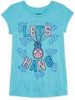 Marvel Spideman 'Let's Hang' T-Shirt- Girls' 7-16