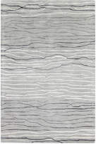 "Kenneth Mink Waves 5'6"" x 8'6"" Area Rug, Only at Macy's"