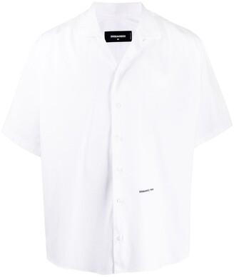 DSQUARED2 Boxy Short-Sleeved Shirt