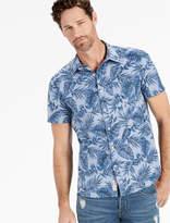 Lucky Brand Palmetto Short Sleeve Ballona Shirt