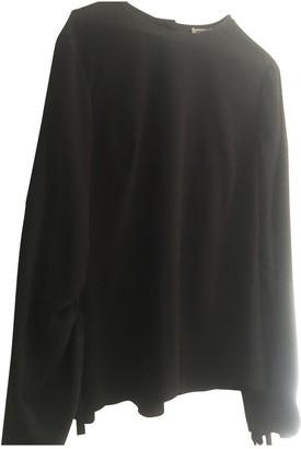 Vilshenko Black Silk Tops