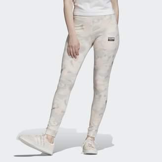 adidas Allover Print Tights
