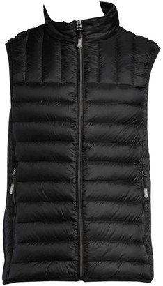 Tumi Woven Down-Filled Vest