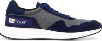 Ermenegildo Zegna Low Top Lace-Up Sneakers