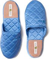 Kumi Kookoon Silk Slippers, Bluebird