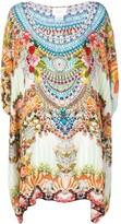 Camilla mini kaftan dress