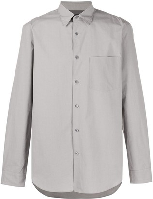Theory Noll cotton shirt