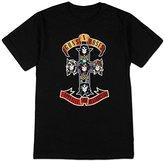 Bravado Men's Guns N' Roses Cross T-Shirt