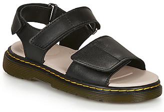 Dr. Martens ROMI J girls's Sandals in Black
