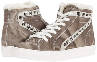 Steve Madden Tracey-F Sneaker (Grey Multi) Women's Shoes