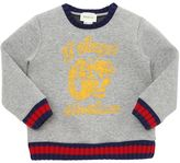 Gucci Doubled Cotton Jersey Sweatshirt