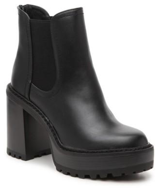 Madden-Girl Kamora Platform Chelsea Boot