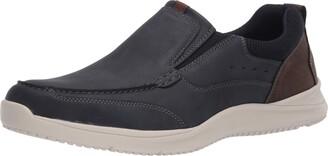 Nunn Bush Men's Conway Boat Shoe Slip-On Loafer