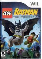 Nintendo Batman Wii