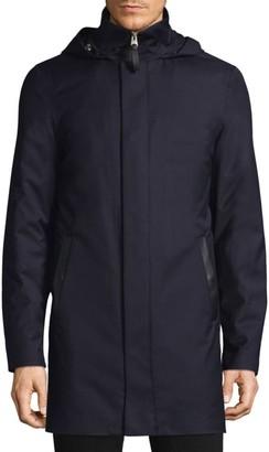 Mackage Thorin Hooded Water-Resistant Down Coat