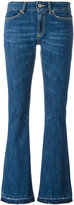 Dondup flared jeans - women - Cotton/Polyester/Spandex/Elastane - 25